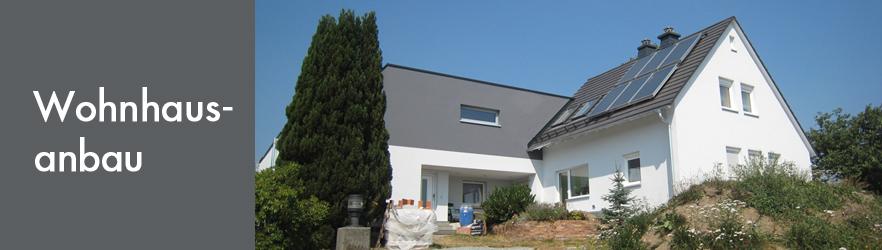 01_Wohnhausanbau